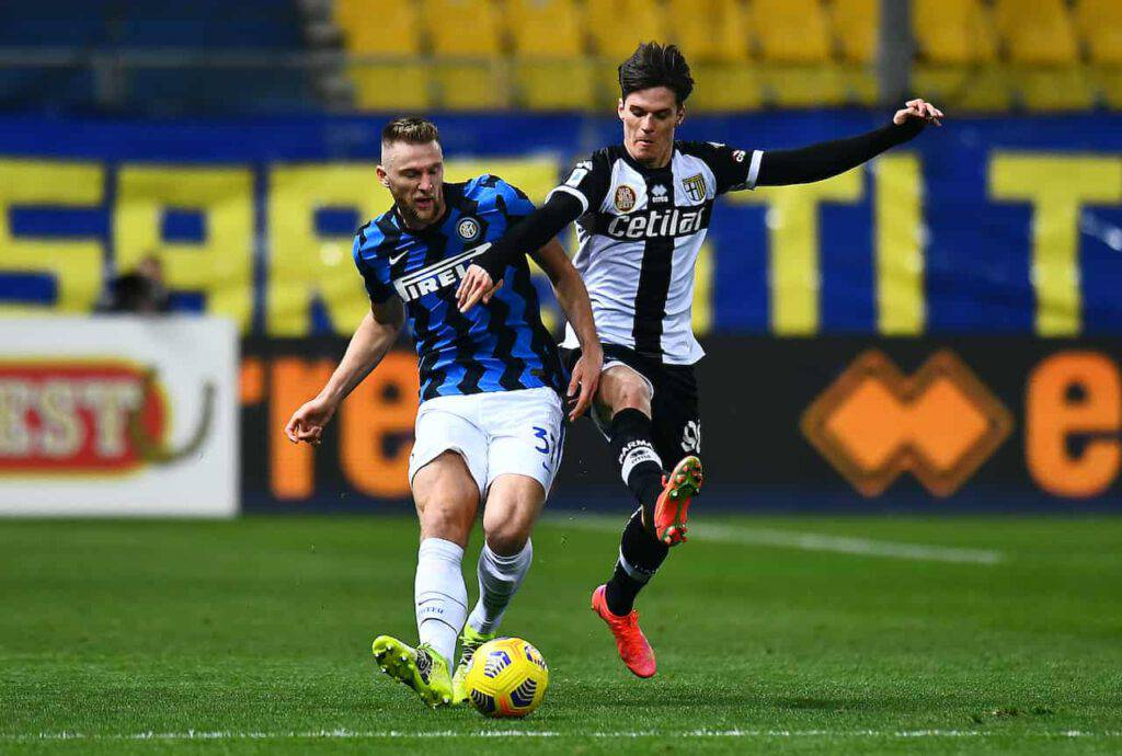 Parma-Inter highlights (Getty Images)