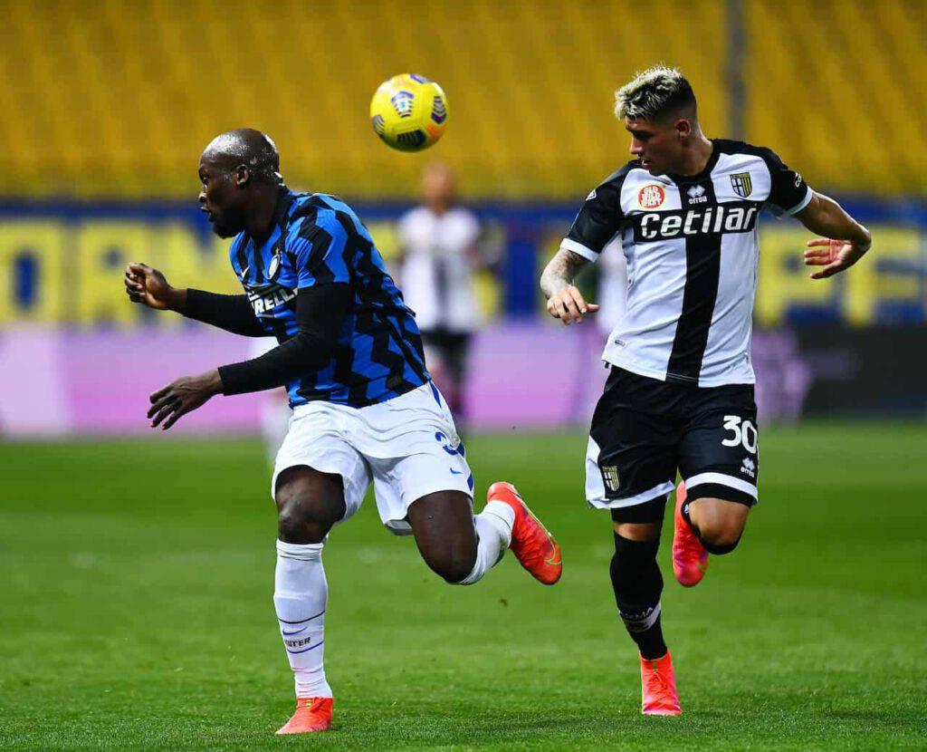 Parma-Inter sintesi (Getty Images)