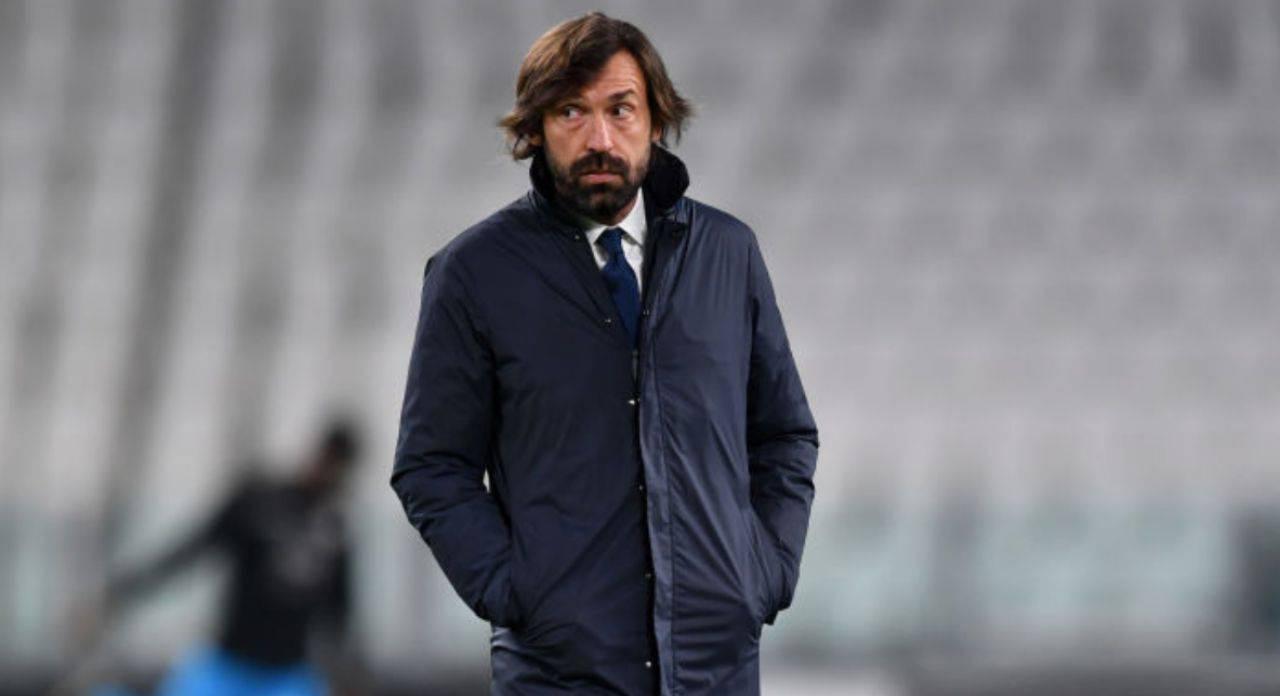 Udinese Juventus Pirlo