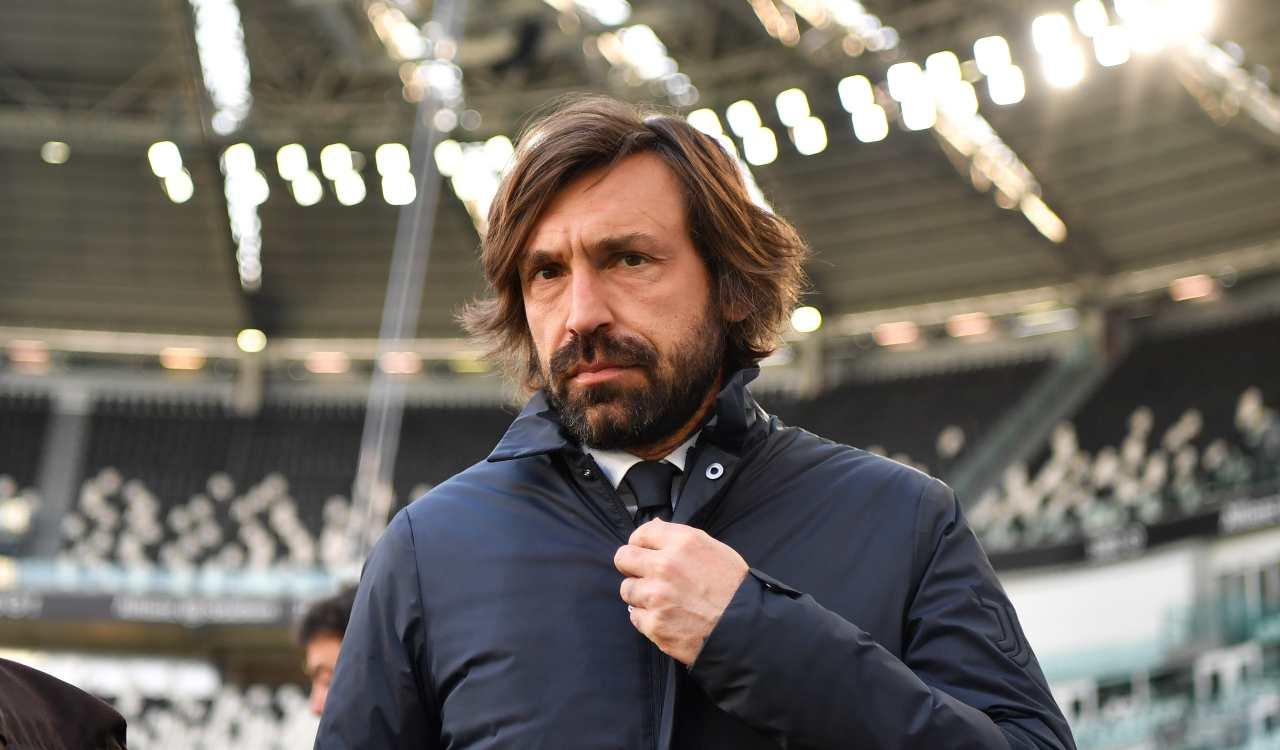 Pirlo Juventus esclusivo CT Paniz