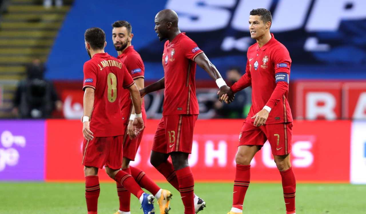 Portogallo Azerbaijan Probabili formazioni