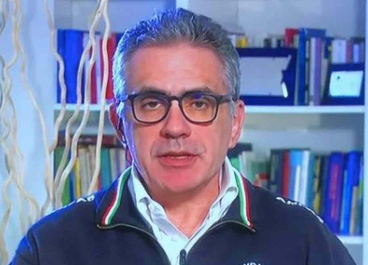 Inter Covid Esclusiva Fabrizio Pregliasco