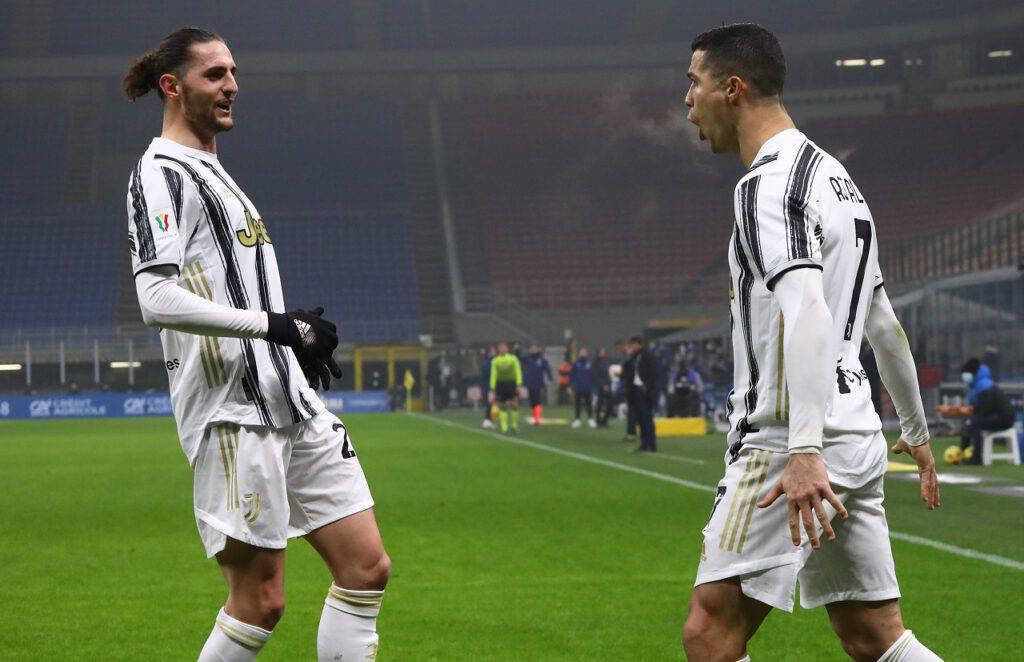 Rabiot Juventus risposta Paratici
