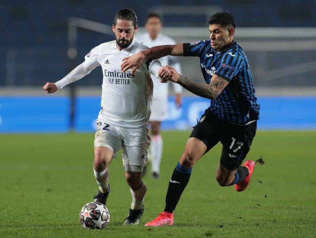 Real Madrid-Atalanta sintesi (Getty Images)