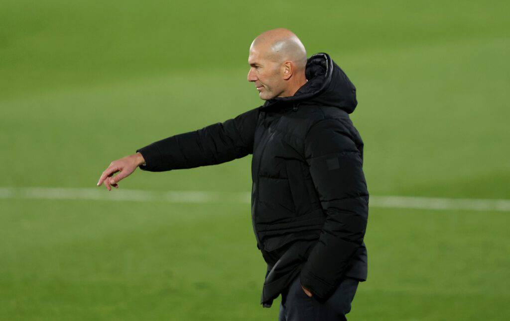 Real Madrid Zidane richieste