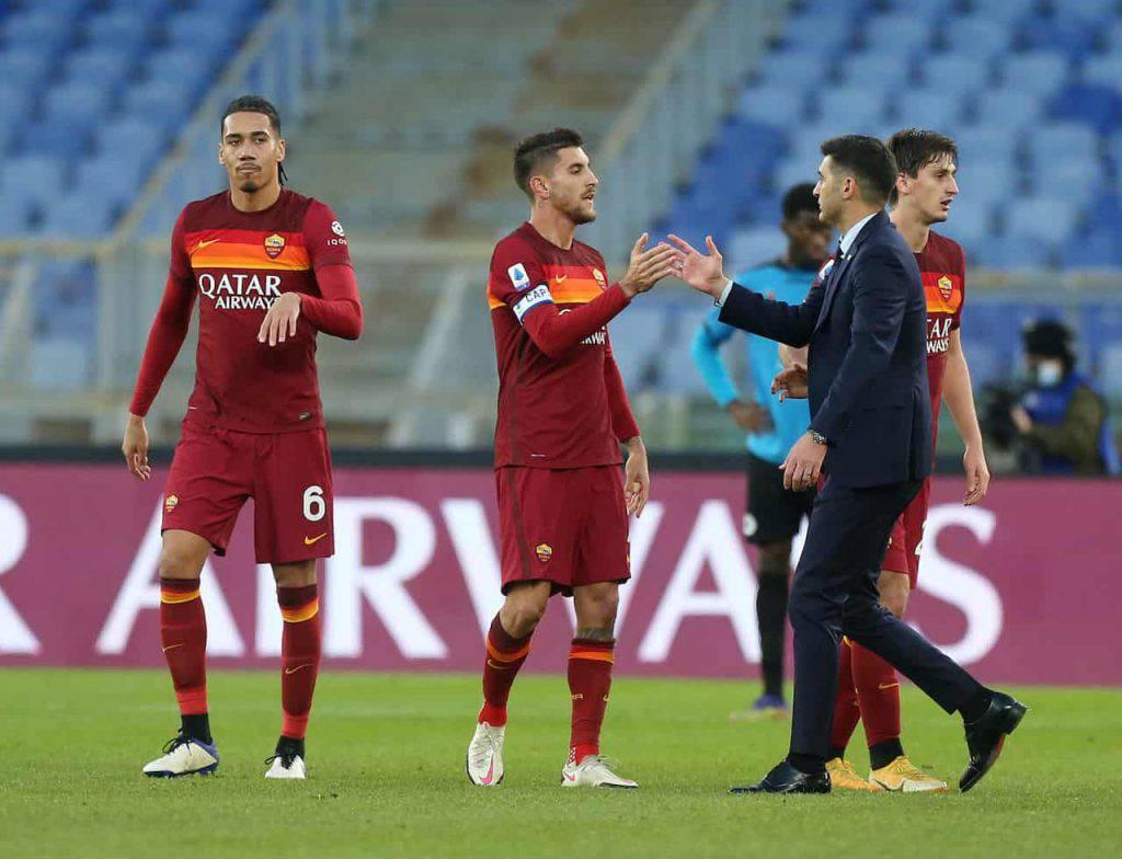 Roma-Napoli, ballottaggio in avanti per Fonseca (Getty Images)