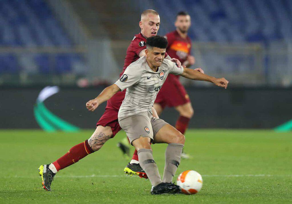 Roma-Shakhtar Donetsk, successo importante per Fonseca (Getty Images)