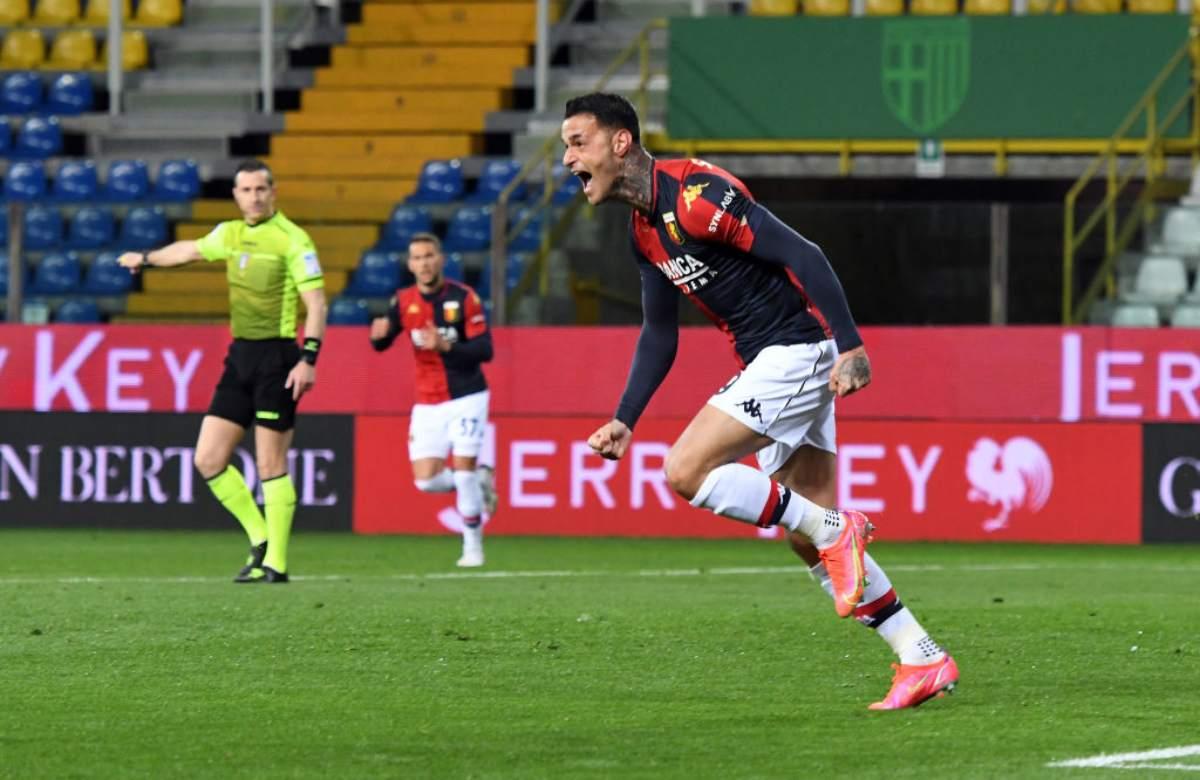 Genoa - Fiorentina formazioni