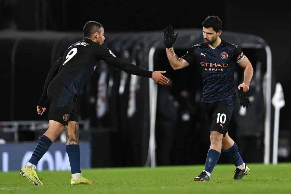 Sergio Aguero lascia il Manchester City, l'omaggio della stampa estera (Getty Images)