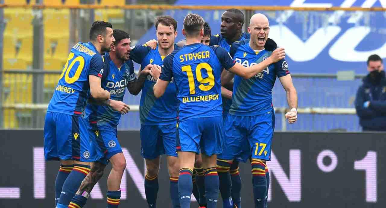 Milan-Udinese dove vederla