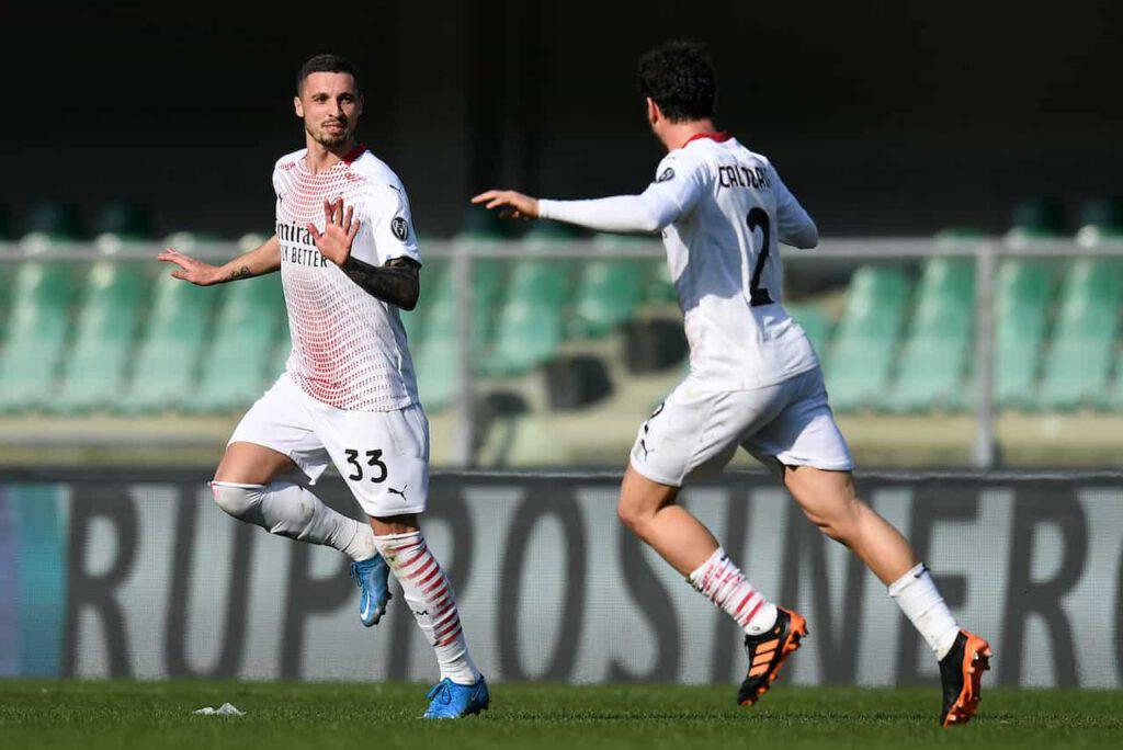 VVerona-Milan Pioli soddisfatto (Getty Images)