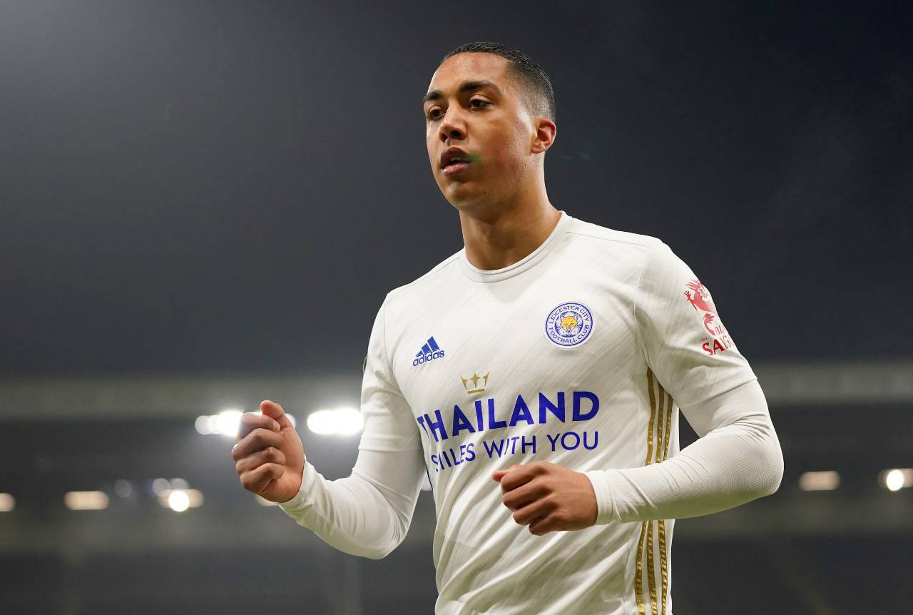 Youri Tielemans Inter