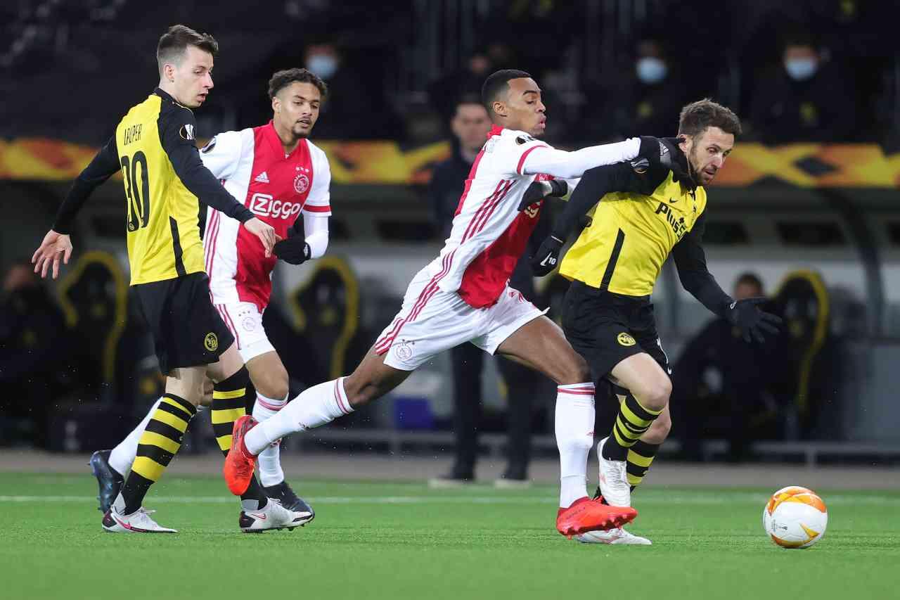 Ajax, come gioca la squadra di ten Haag