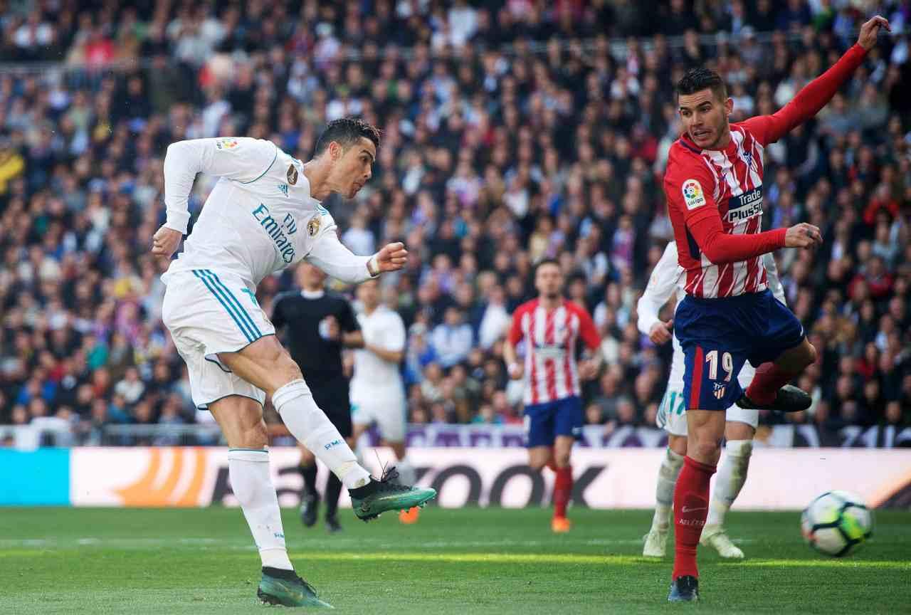 Atletico-Real, il derby di Madrid nelle coppe