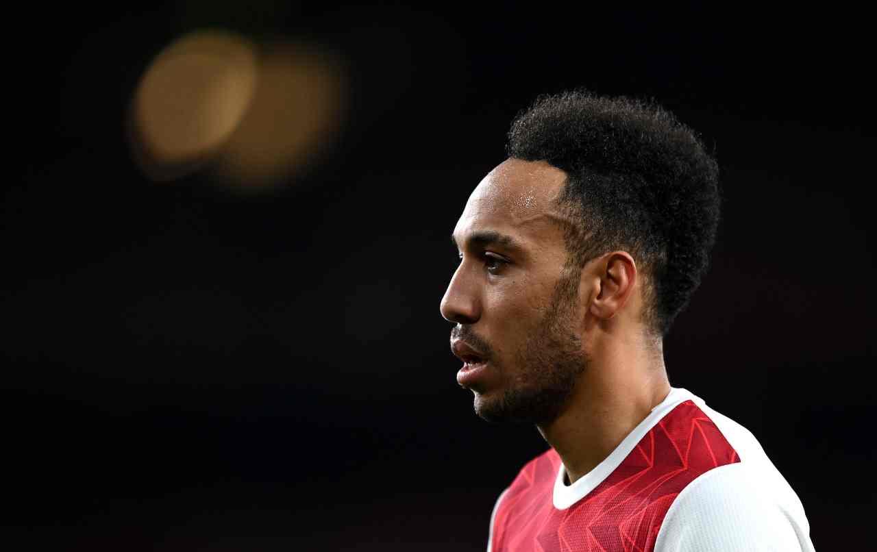 Aubameyang punito, salta Arsenal-Tottenham: il motivo dell'esclusione