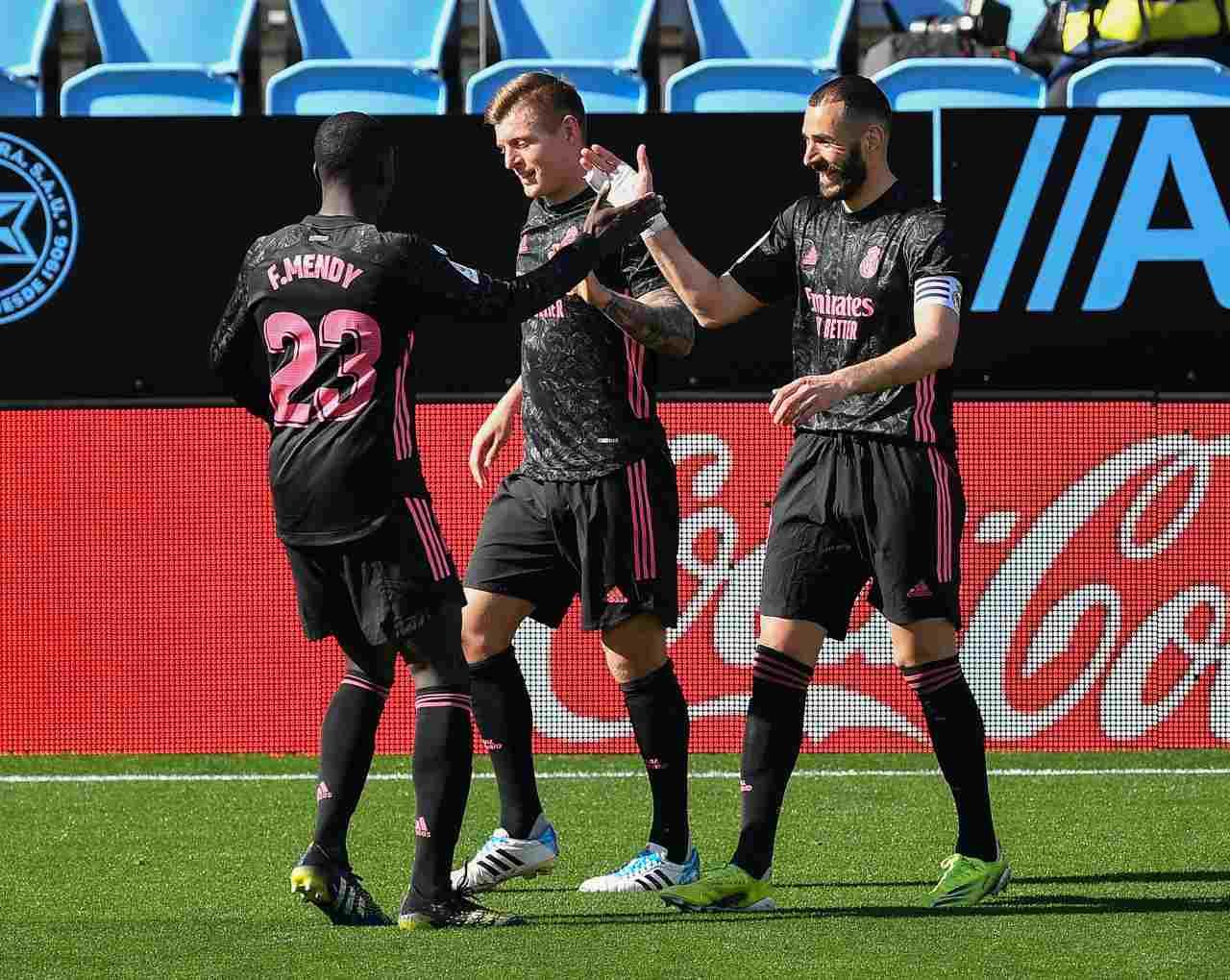 Risultati Liga Benzema