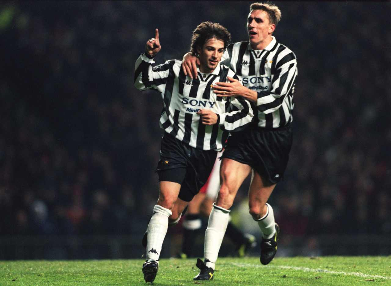Juventus-Lazio, i trionfi di Boksic in Italia
