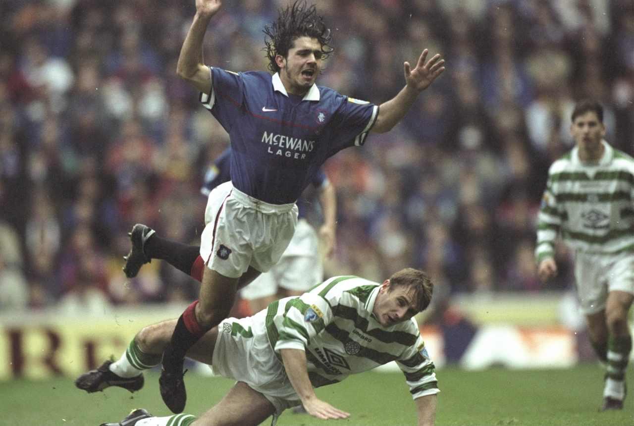 Old Firm, storia e significato del derby di Glasgow (foto Getty)