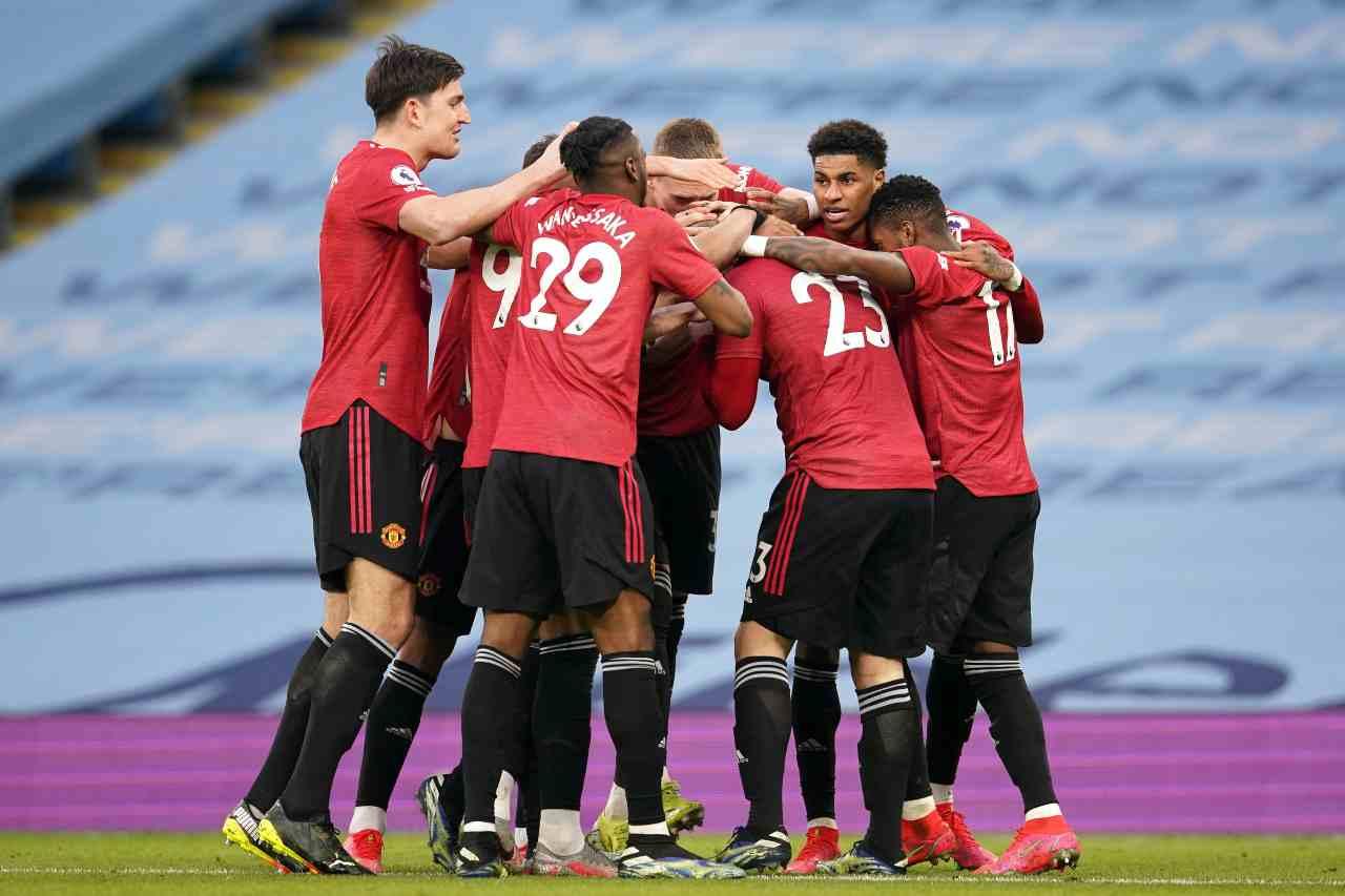 Manchester United, derby show: finisce la serie record del City di Guardiola