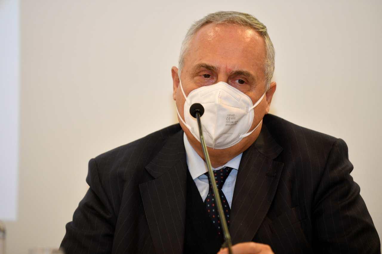 Lazio, Lotito-Di Canio: la sentenza del giudice per la lite in tv