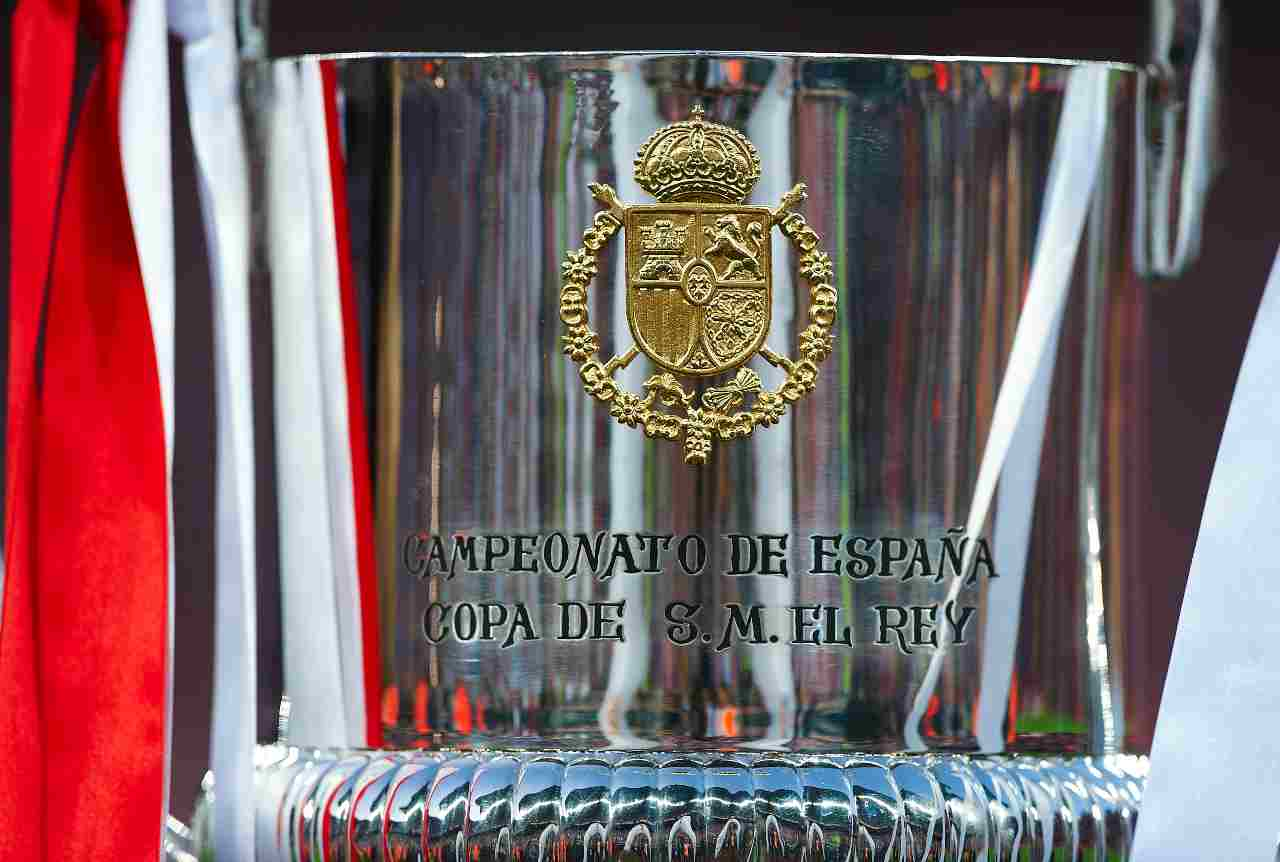 Spagna tifosi allo stadio per la Copa del Rey