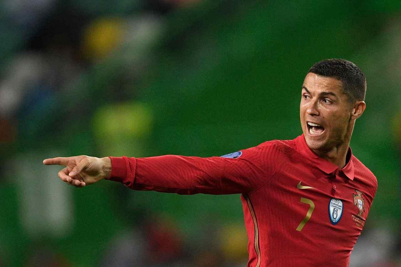 Cristiano Ronaldo gol fantasma