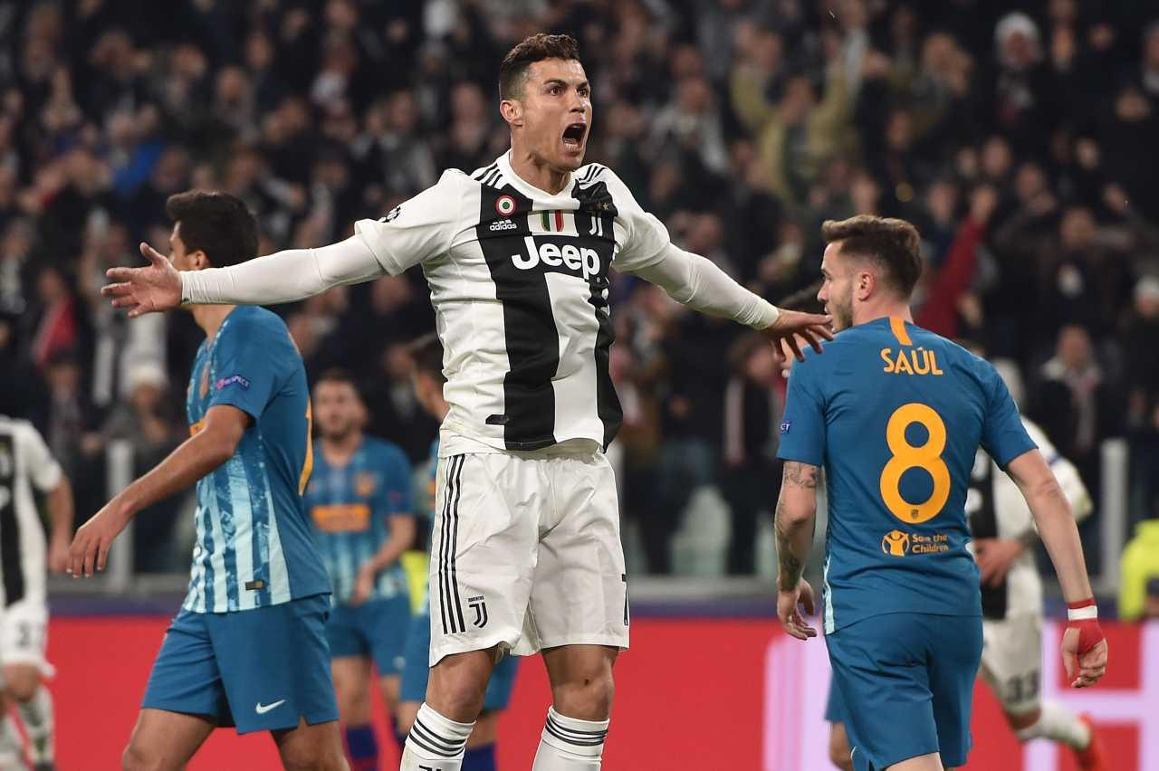 "Juventus in Champions League, ""los huevos"" di Cristiano Ronaldo"