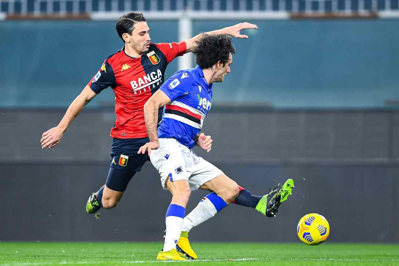Serie A, highlights Genoa-Sampdoria: gol e sintesi partita - Video
