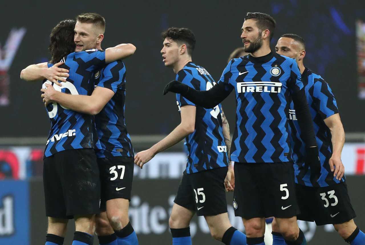 Inter, numeri da record: così Conte alimenta il sogno scudetto
