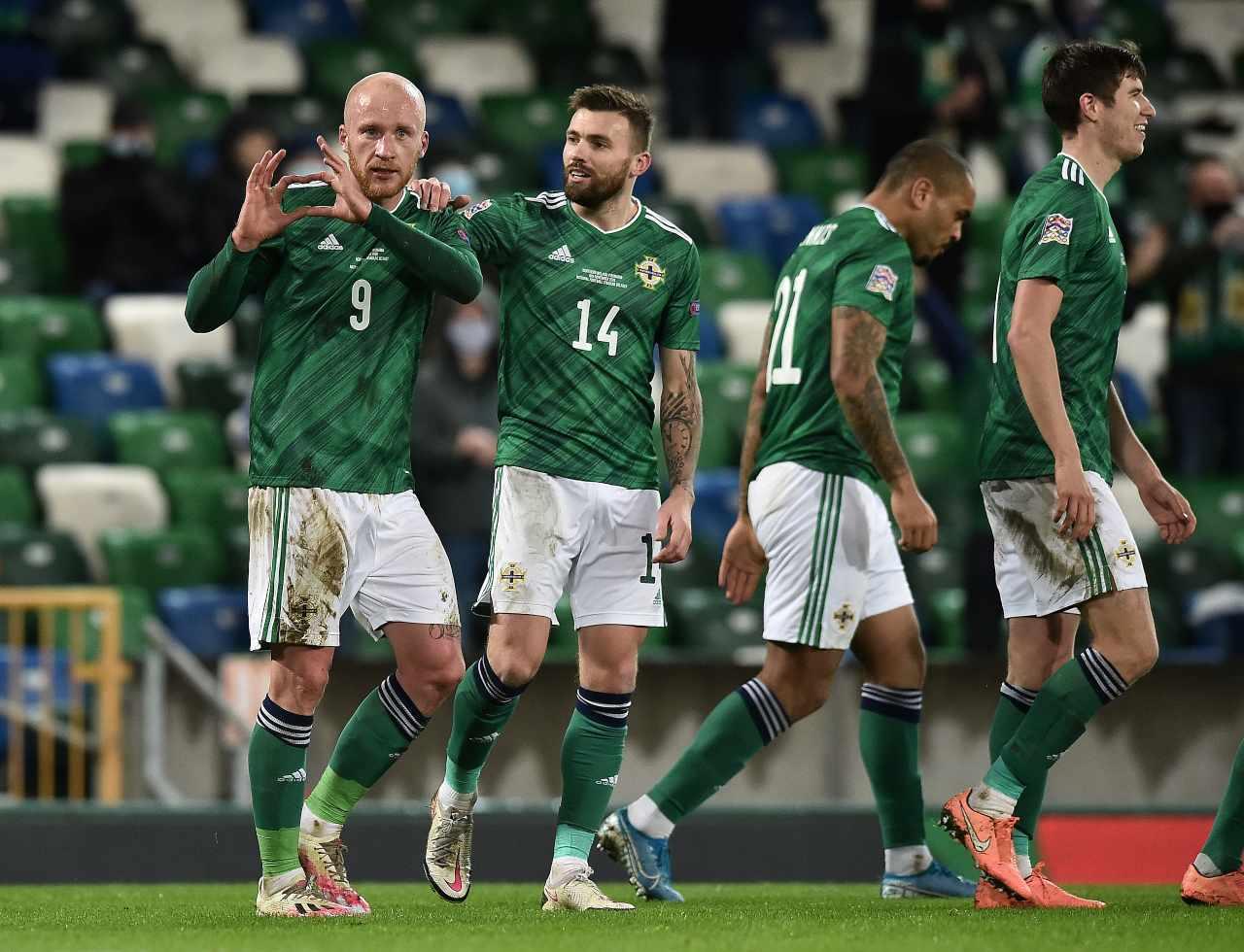 Irlanda del Nord, tutto sull'avversaria dell'Italia: precedenti, tattica, curiosità