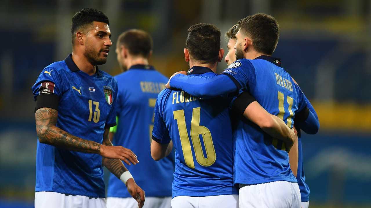 Lituania-Italia streaming