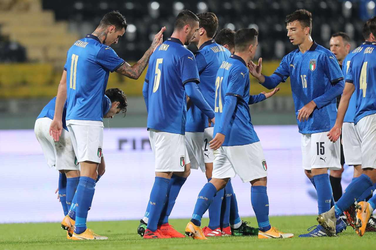 Italia Repubblica Ceca Under 21 (foto Getty)