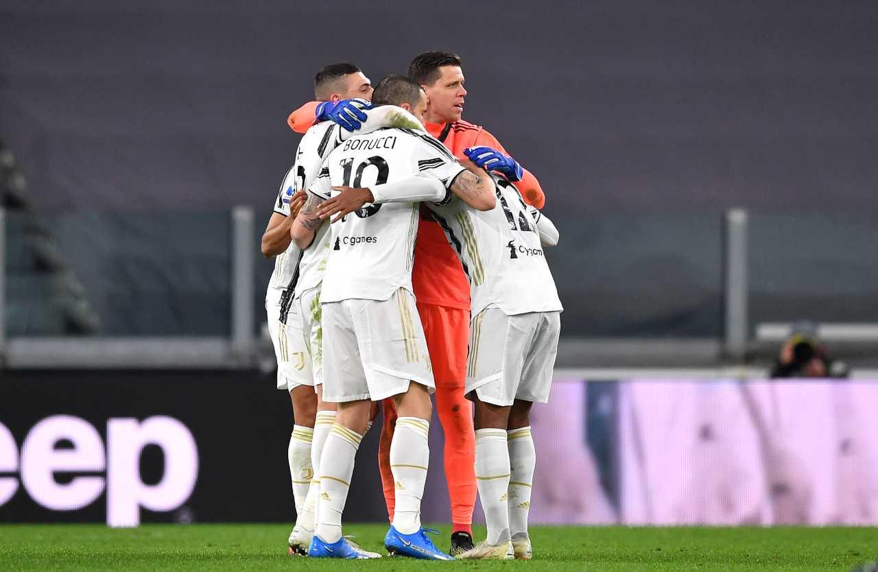 Juventus, le cinque grandi rimonte in Champions League