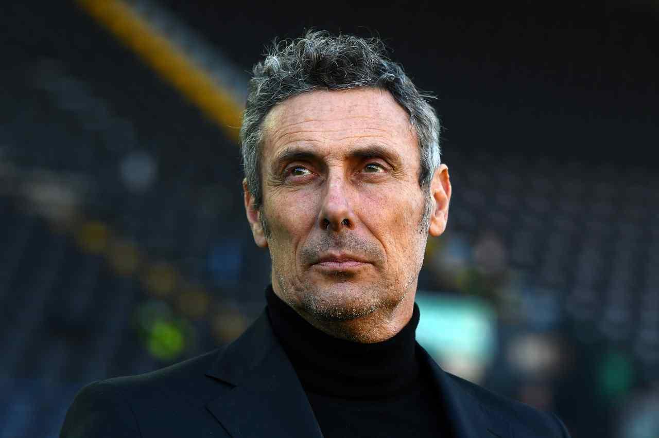 """Gotti, che rabbia dopo Milan-Udinese: """"Se succedeva a una grande, ne parlavamo per settimane"""""""