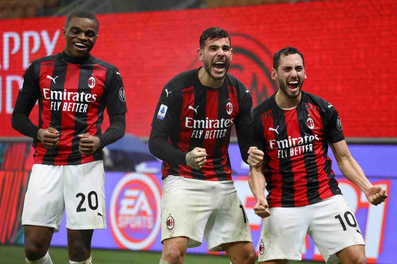 Milan Sampdoria formazioni