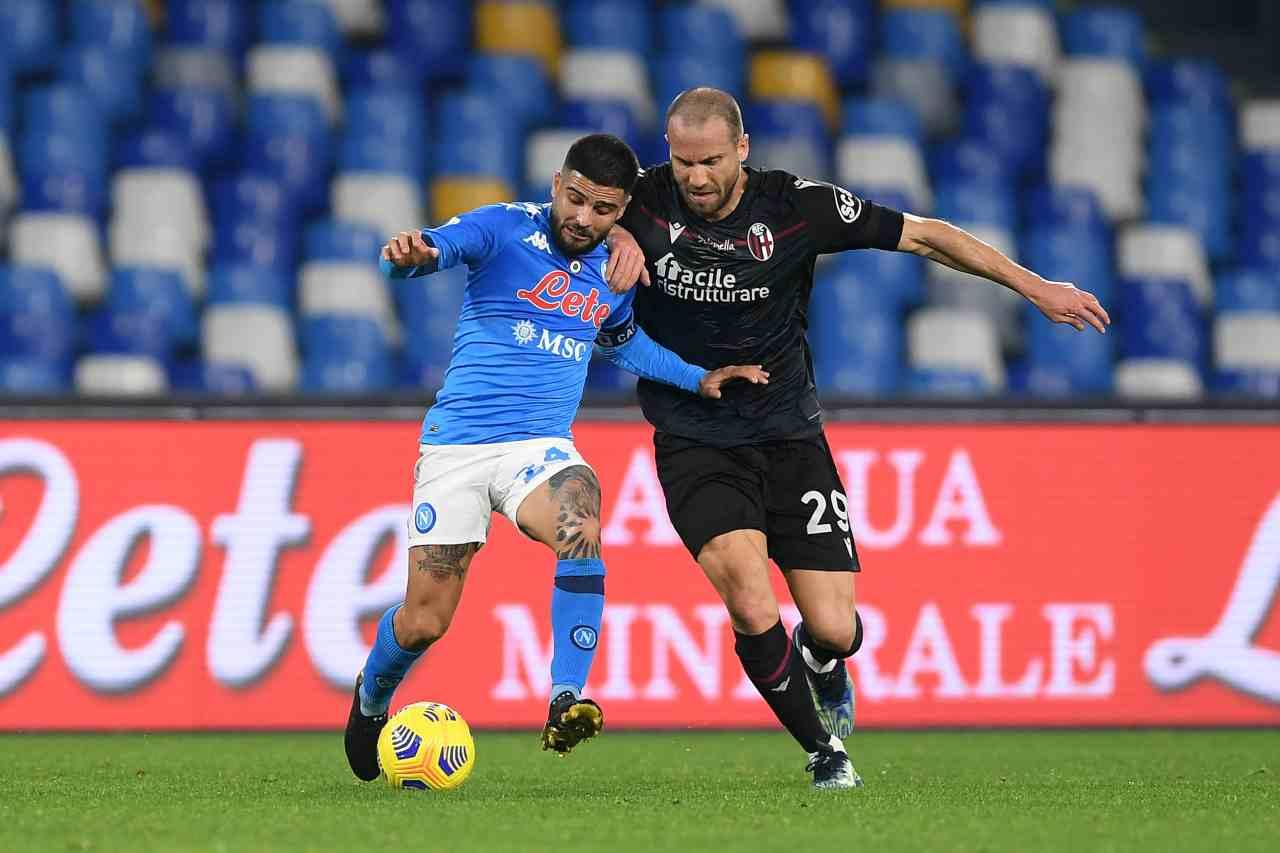 Napoli-Bologna, gli highlights - Video