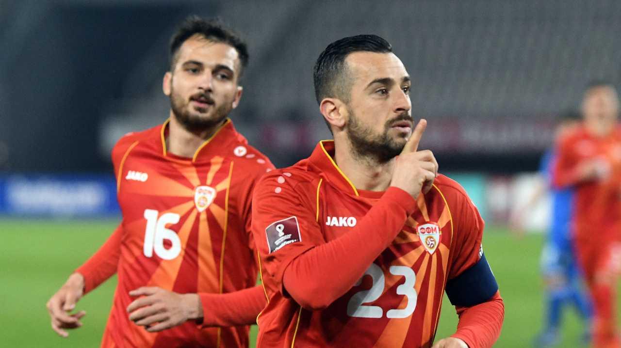Udinese Nestorovski torna prima (foto Getty)