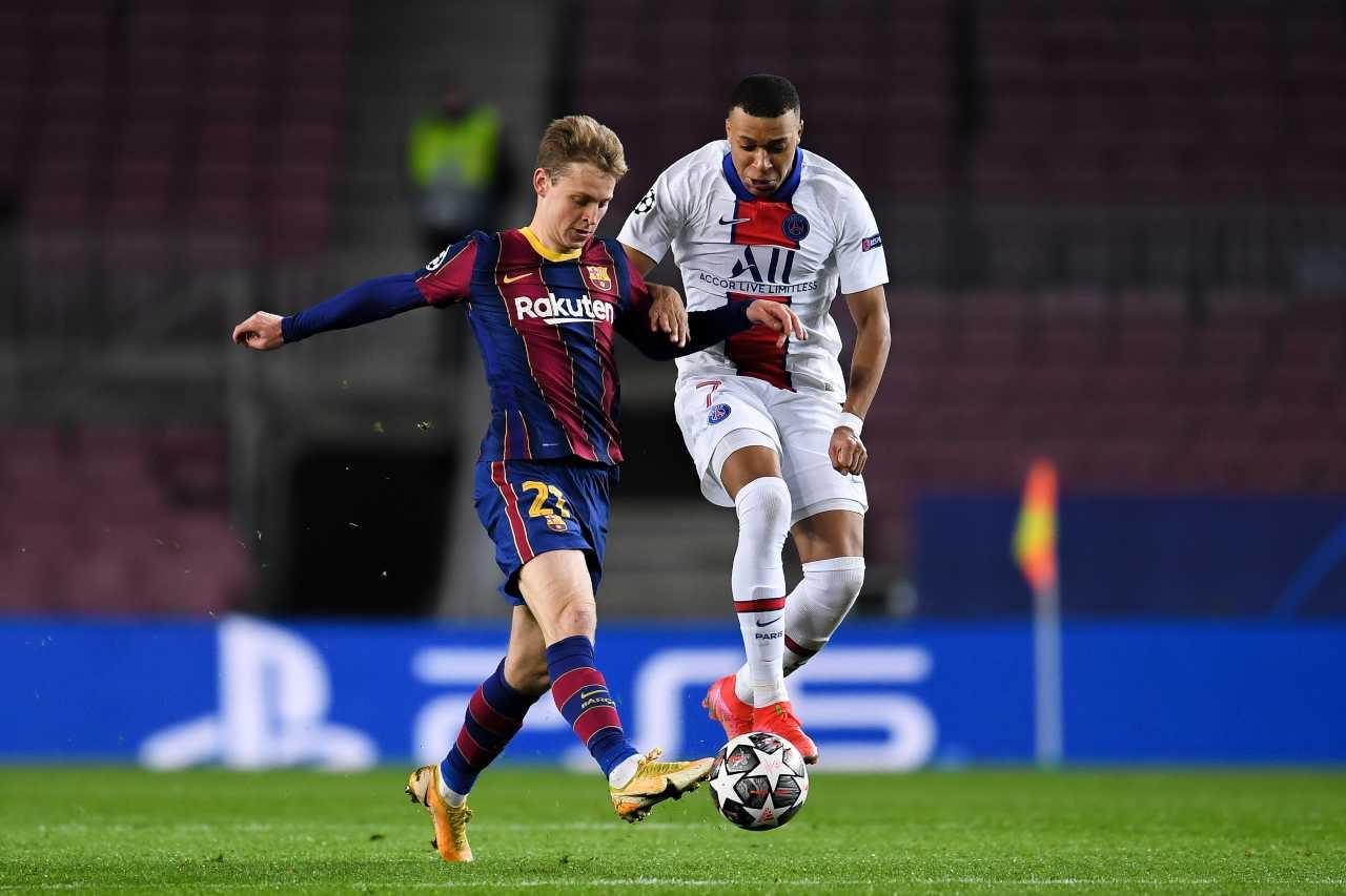 Champions League, highlights PSG-Barcellona: gol e sintesi partita - Video