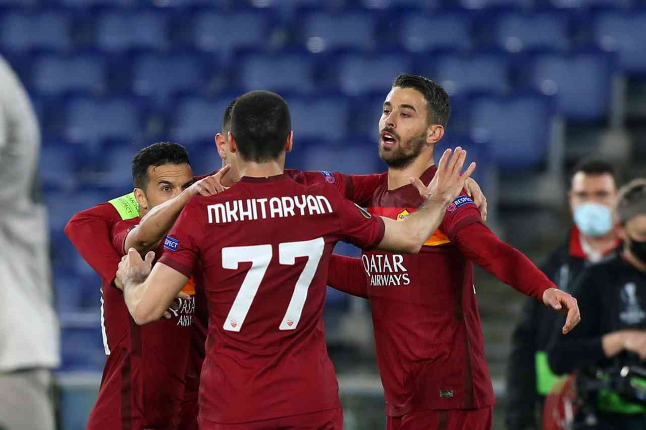 Europa League Roma: le possibili avversarie nei quarti (foto Getty)