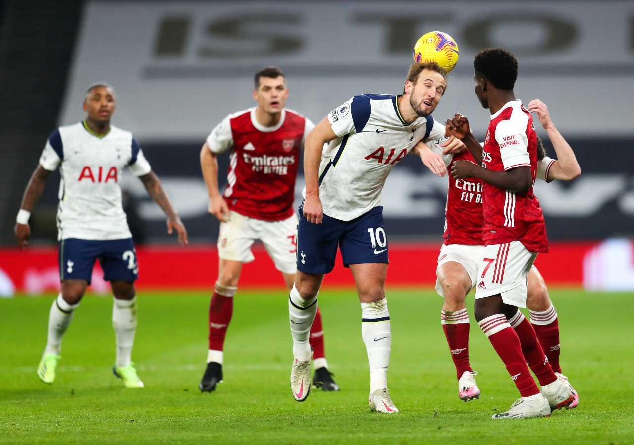 Arsenal-Tottenham, derby show in Premier League: numeri, statistiche e curiosità