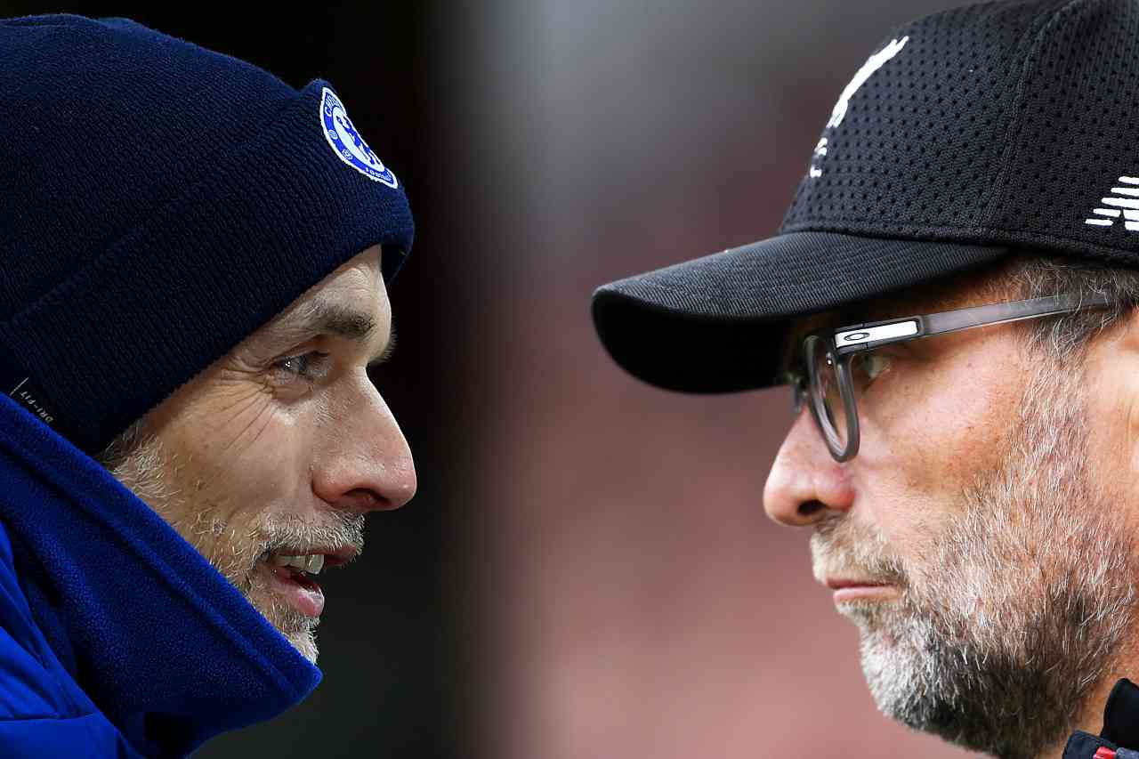 Liverpool-Chelsea, Klopp sfida Tuchel: la scuola tedesca conquista la Premier League