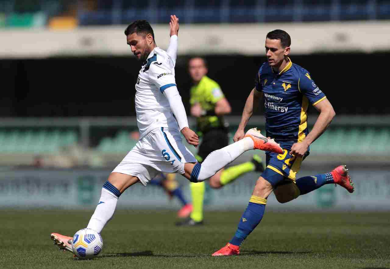 Highlights Verona-Atalanta