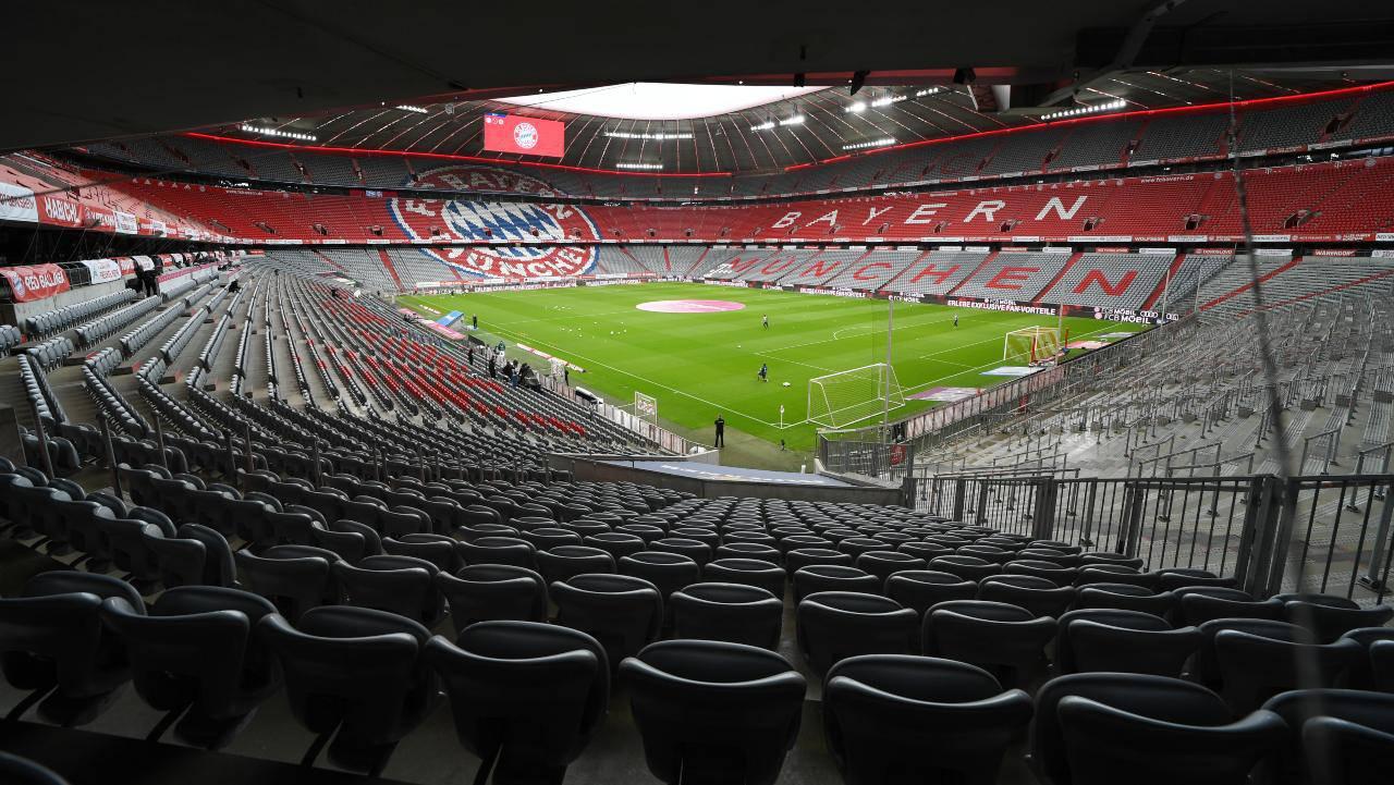 Euro 2020, ok ai tifosi a Monaco di Baviera: Coppa di Germania a porte chiuse