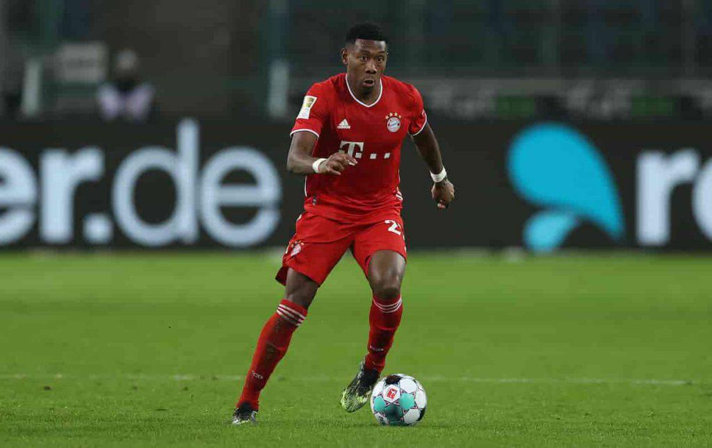 Addio Bayern Monaco, Alaba ha scelto il Real (Getty Images)