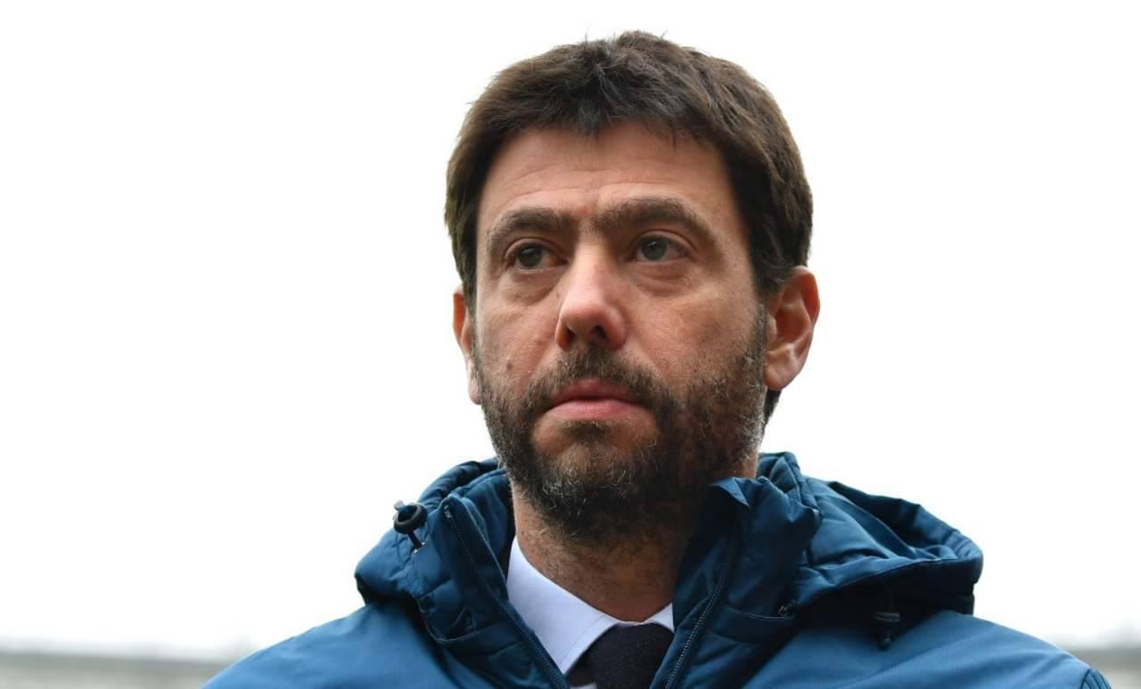 Juventus stipendi Agnelli