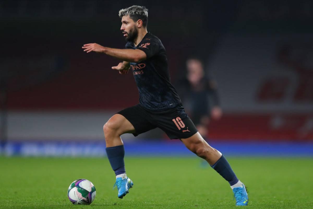 Calciomercato Aguero Juventus