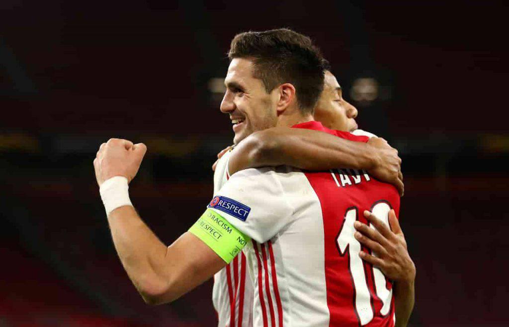Ajax, il tributo del club a Bob Marley (Getty Images)