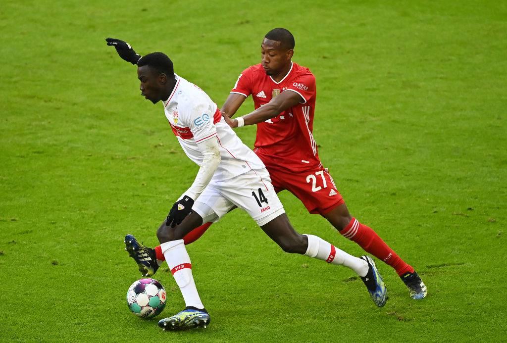 PSG Bayern Alaba