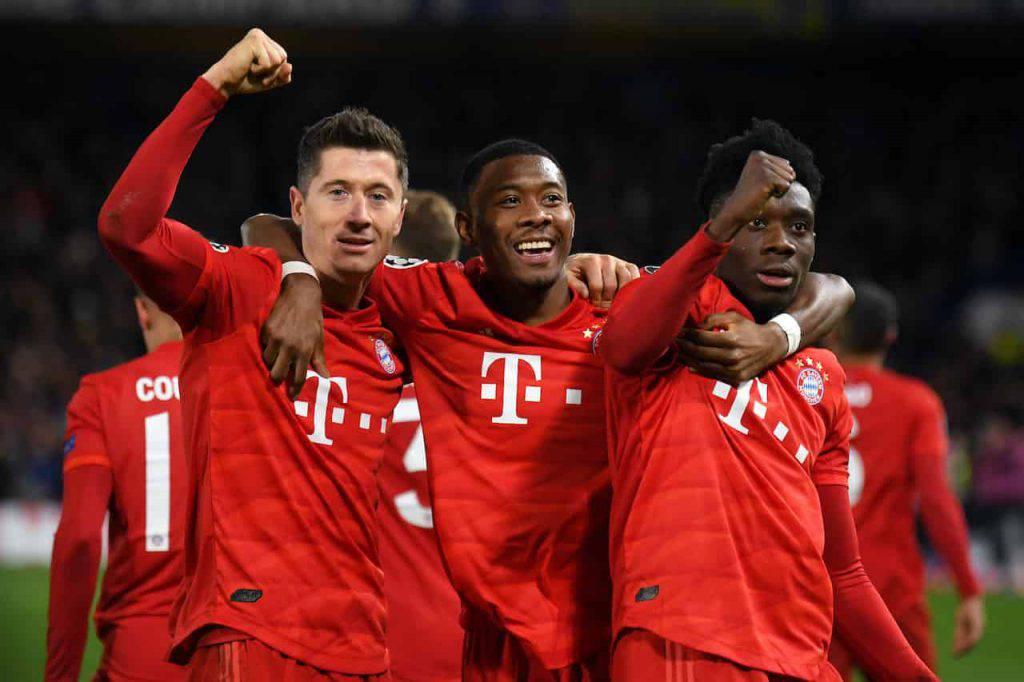 Alaba Real Madrid batte la concorrenza (Getty Images)