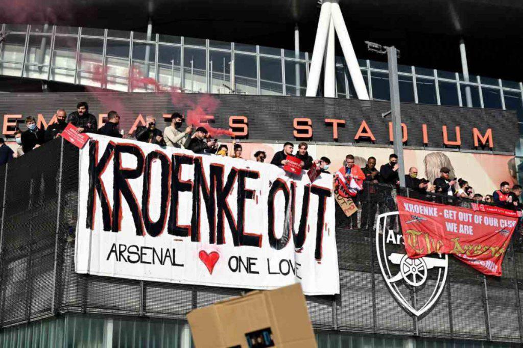 Arsenal Daniel Ek